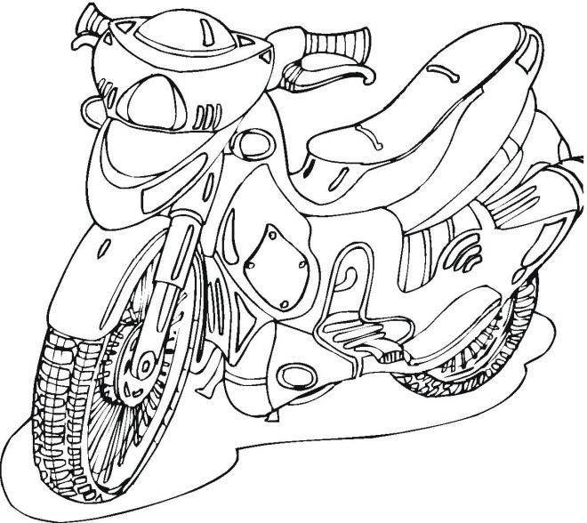 motorcycle coloring pages motorcycle 2 coloring page coloring