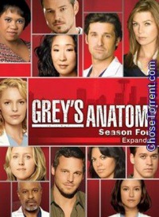 Greys Anatomy Season 4 S04 Complete Torrent Full HD TV Show Download ...