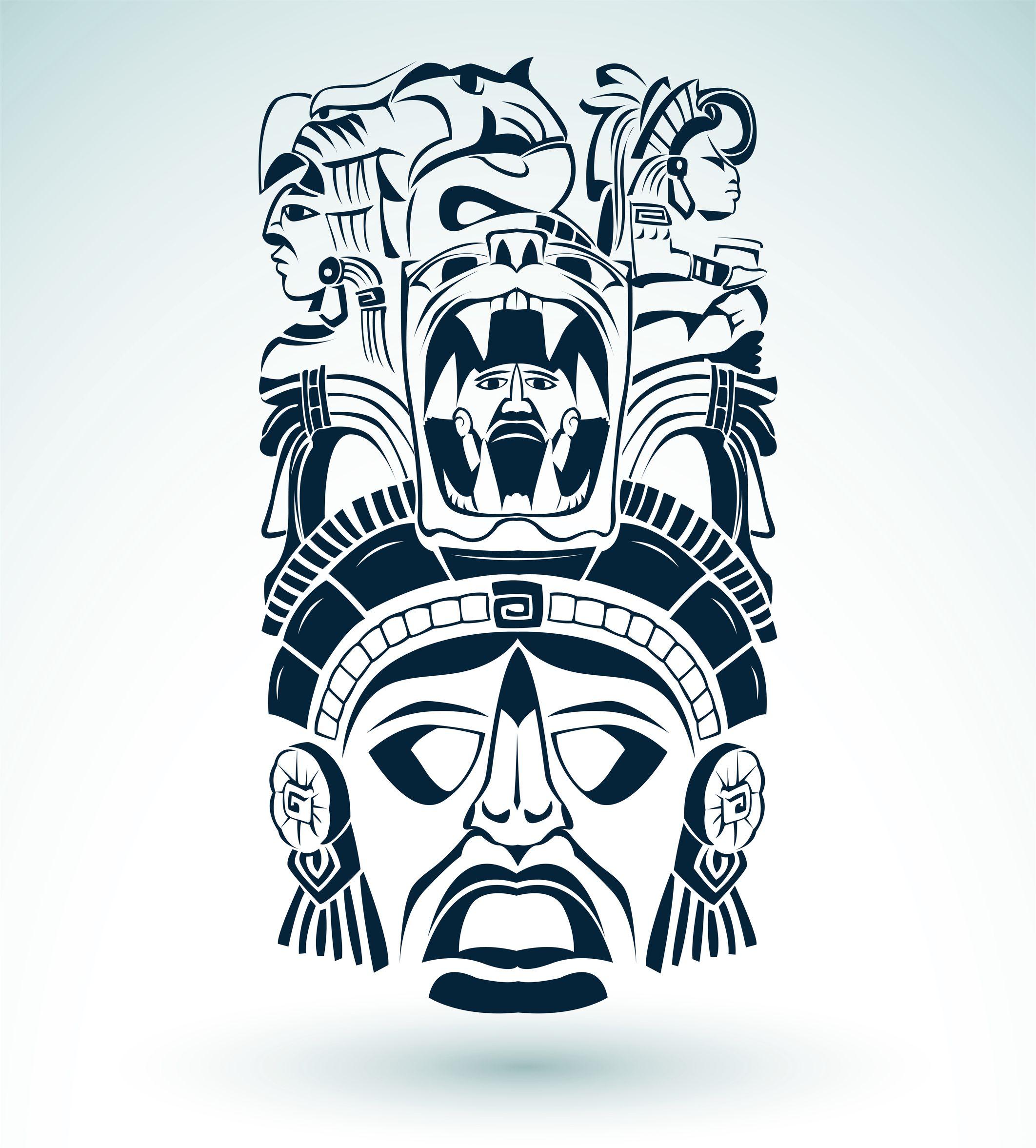 aztec-jaguar-warrior-tattoo.jpg (2124×2353) | Tattoos ...