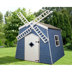 Mercia Windmill Playhouse A Fun Addition To Any Garden Wooden