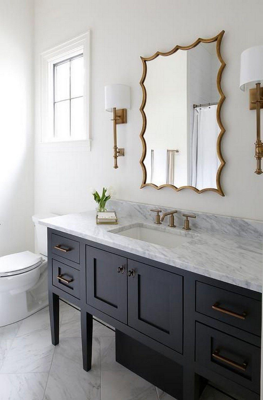 12 Elegant Black Bathroom Design Ideas You Can Try