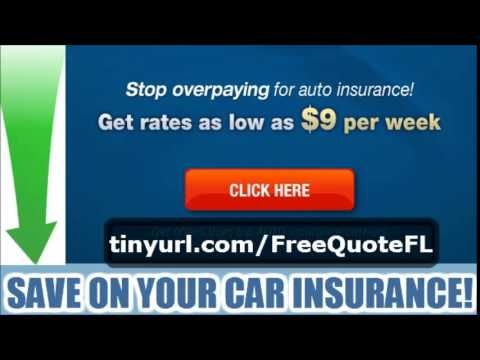 Cheap Car Insurance Cheap Car Insurance In Florida Watch Video