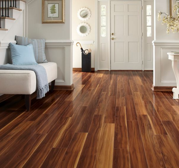 How To Clean Laminate Wood Floors Without Doing Damage - Clean laminate wood floors