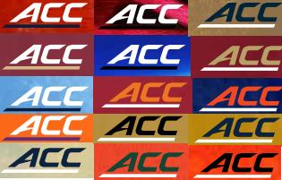 New Acc Logo Officially Unveiled Chris Creamer S Sportslogos Net Acc Basketball Ncaa Football Logos Acc