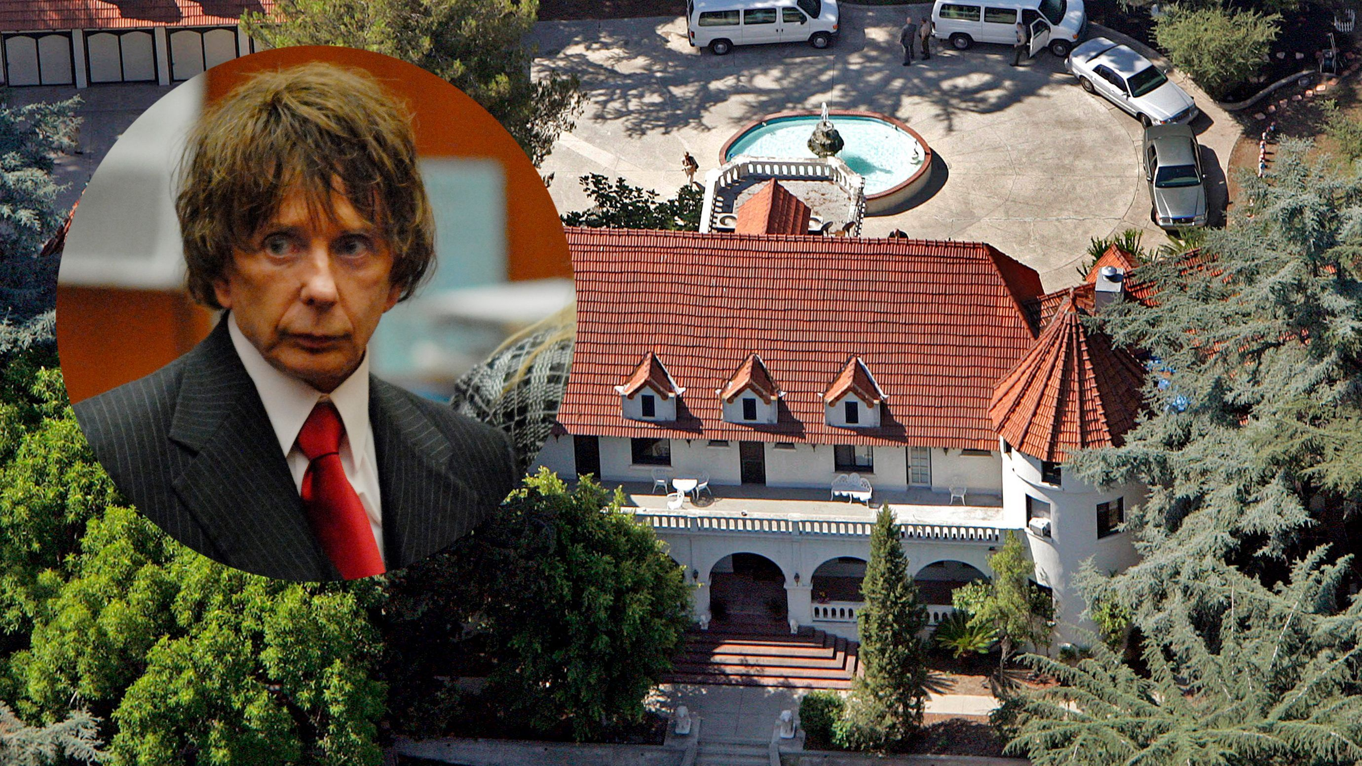 Fox News Phil Spector S Infamous Los Angeles Estate Selling For