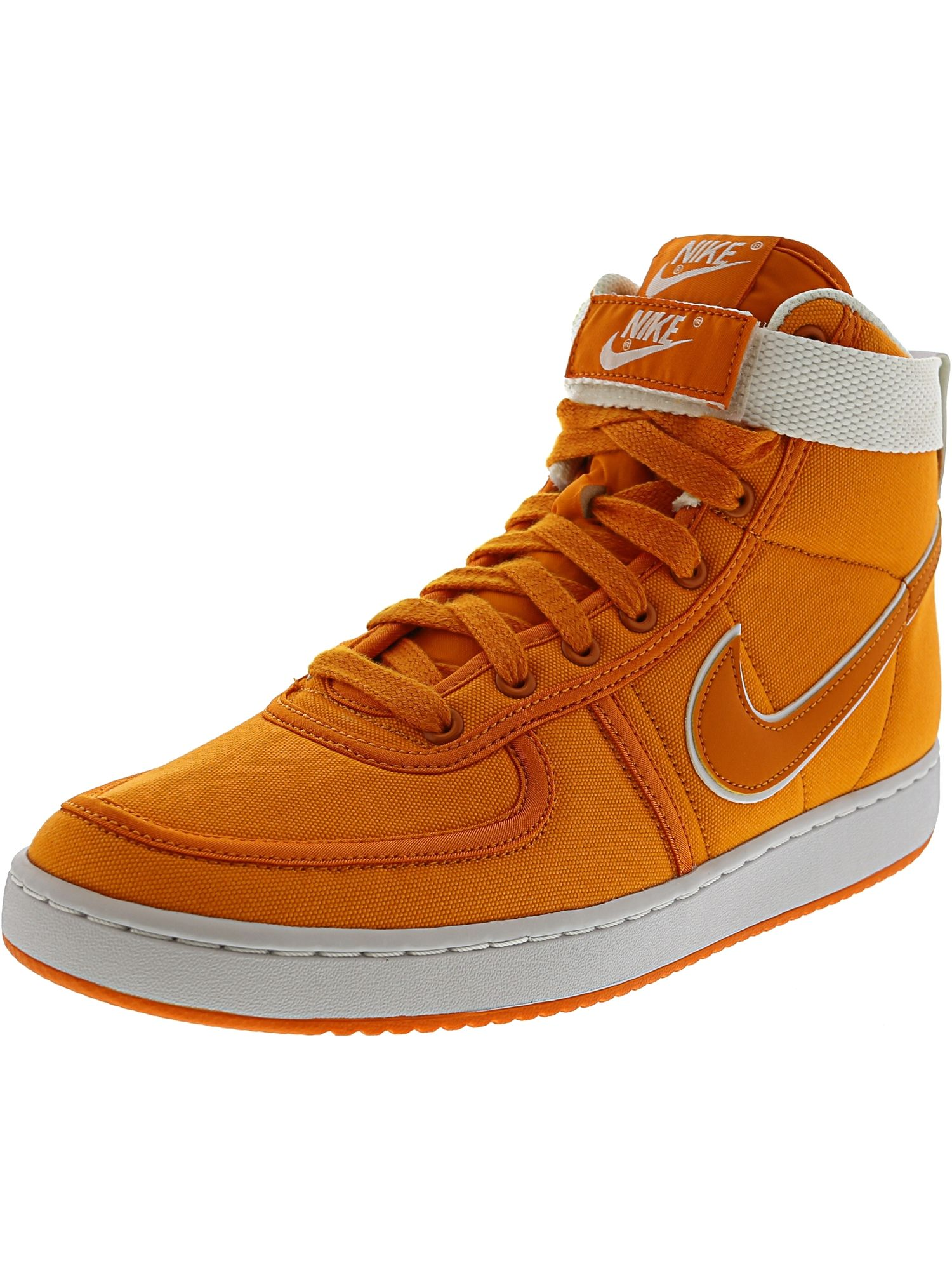 67f6c961b5e6 NIKE NIKE MEN S VANDAL HIGH SUPREME CANVAS QS HIGH-TOP BASKETBALL SHOE.  nike   shoes