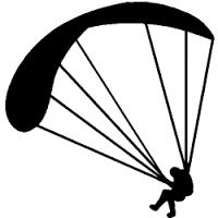 R sultat de recherche d 39 images pour dessin parapente - Parapente dessin ...
