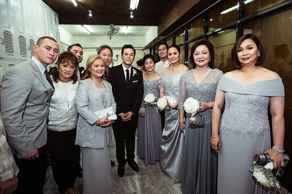 Toni Gonzaga Paul Soriano Wedding Preps 50 Principal Sponsors Gown Girls Bridesmaid Dresses Principal Sponsors Gown Weddings