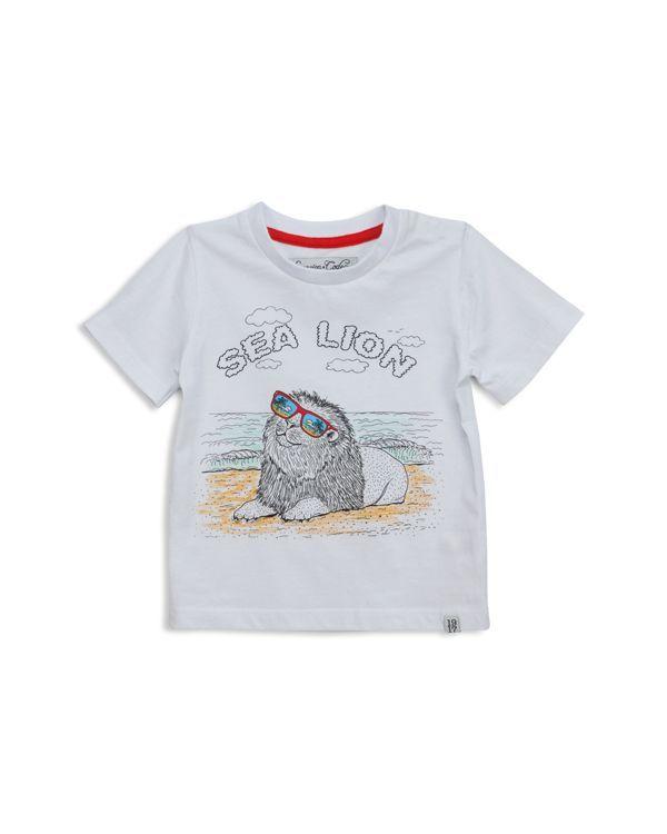 Sovereign Code Boys' Sea Lion Tee - Little Kid