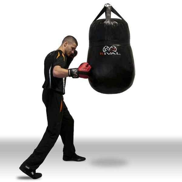 Rival Boxing Gear Bags Punching Bag Body At Home Gym Garage