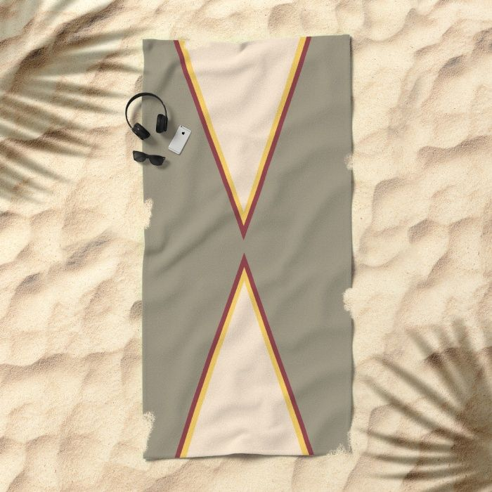 Uve #10 (By Salomon) #towel #beach #apparel #fashion #urban #style #streetstyle #tropical #holydays #pattern #mosaic #mosaico #beach #gradient #abstract #colorblock #pop #love #pattern #society6 @society6