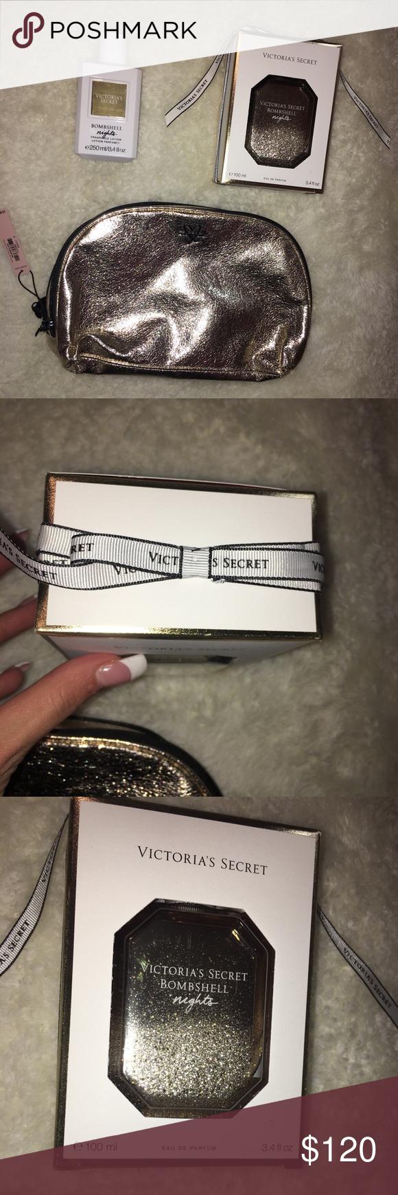 Victoria's Secret 3 piece bundle set Victoria's secret