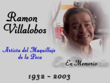 Ramon Villalobos, En Memorio 1932-2003