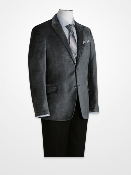 #BlairUnderwood #charcoal #gray #velvet #sportcoat #jacket #blazer #evening #formal #dapper #menswear #fallfashion