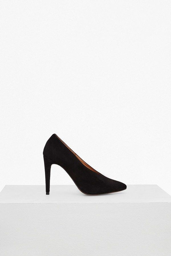 8029381e6256 French Connection Arianna High Vamp Court Shoe