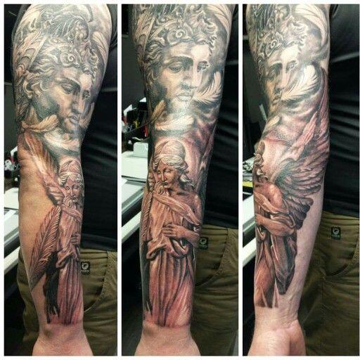 Tattoo Engelen.