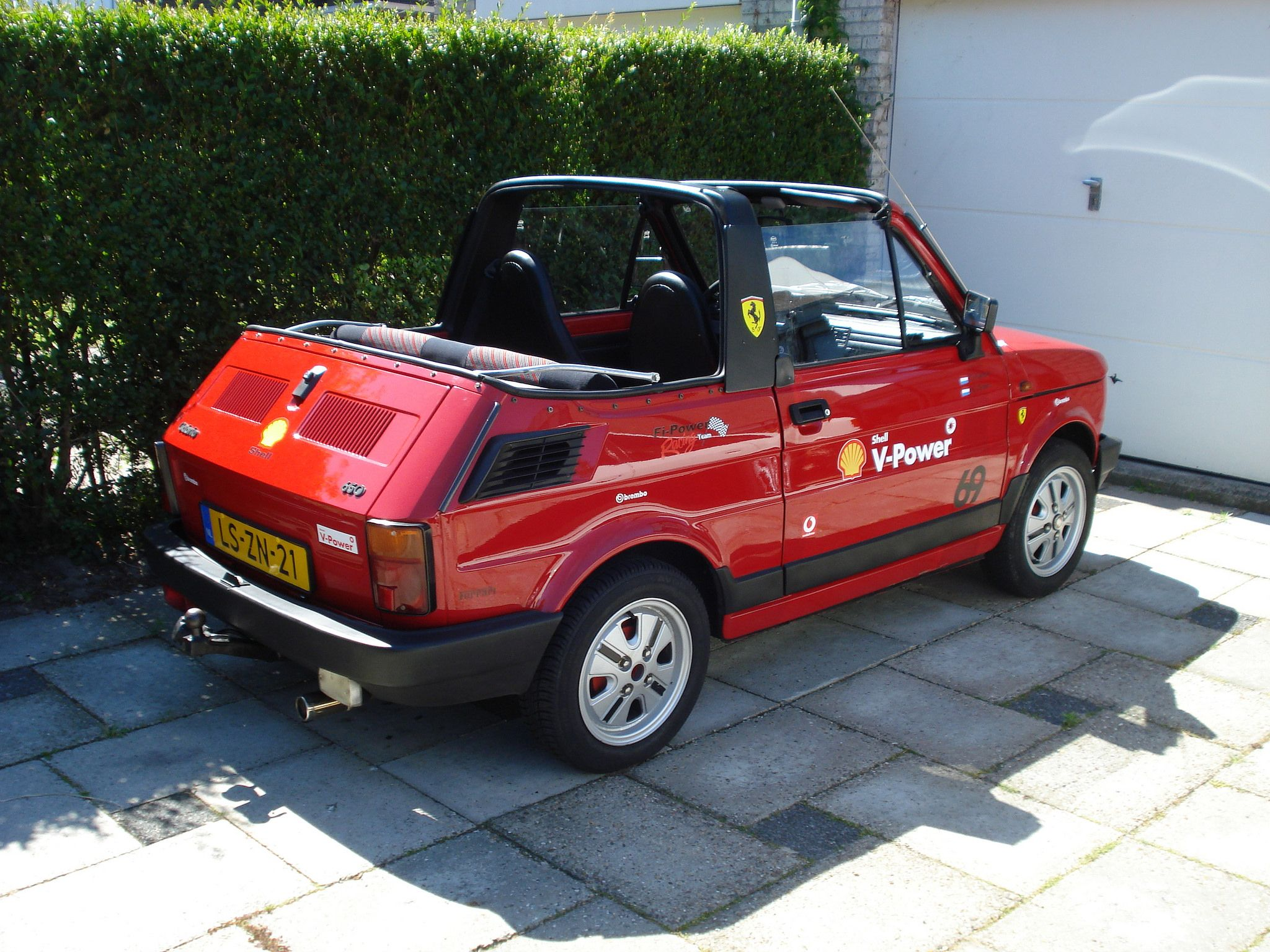 1995 Bosmal Cabrio 650 PolskiFiat 126p  Fiat, Fiat 126 and Cars