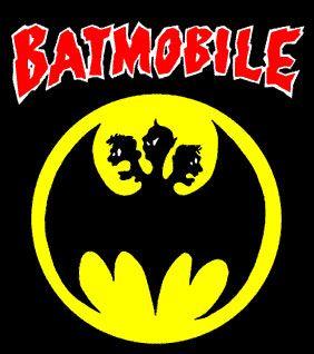 Batmobile psychobilly