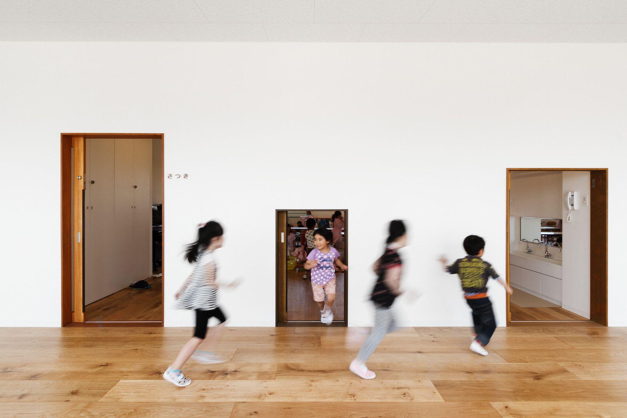 Gallery - SP Nursery / HIBINOSEKKEI + Youji no Shiro - 8