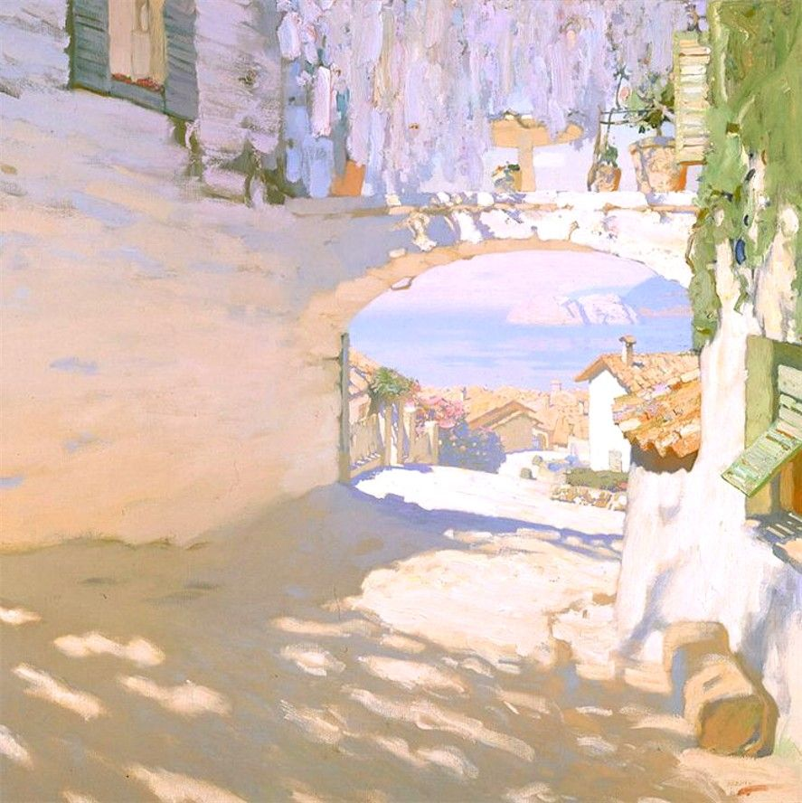 Bato Dugarzhapov Click Through The Large Version For A Full Screen View Art Landscape Art Fine Art