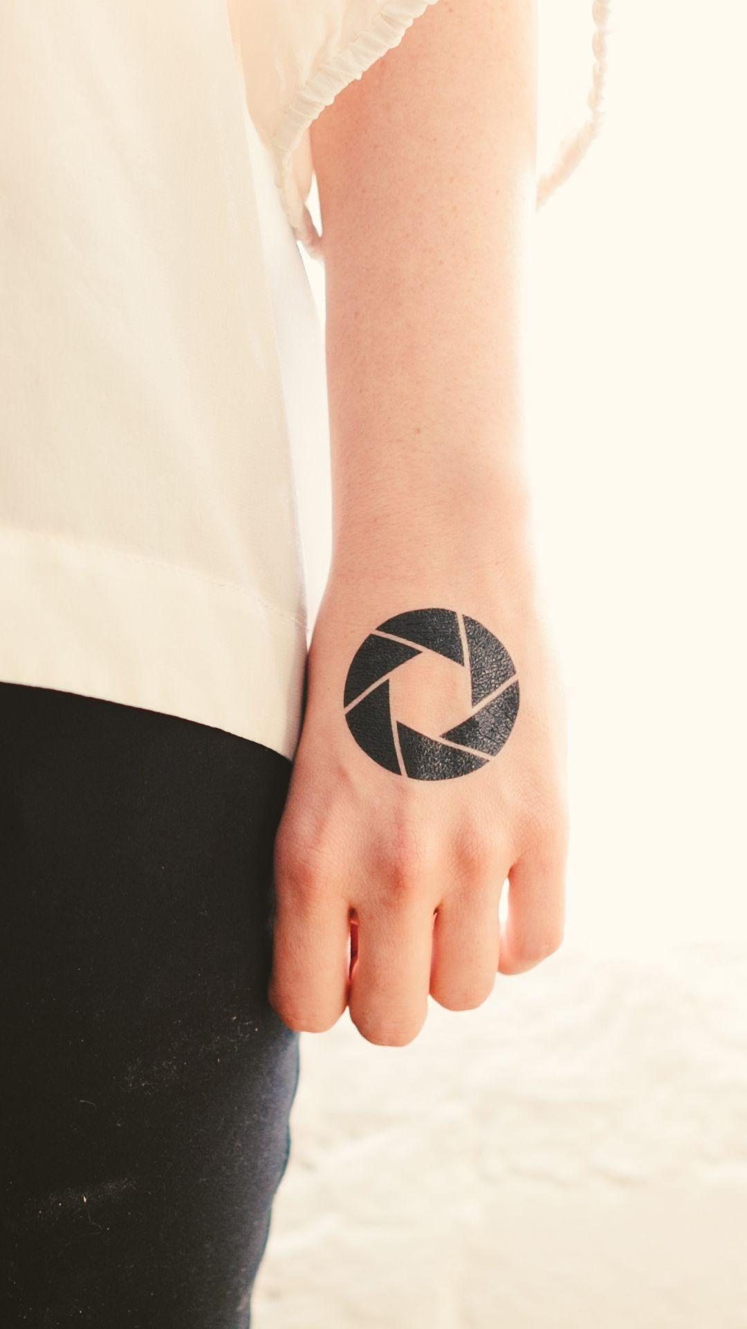 Blackout sale on all black tattly tattoos fake