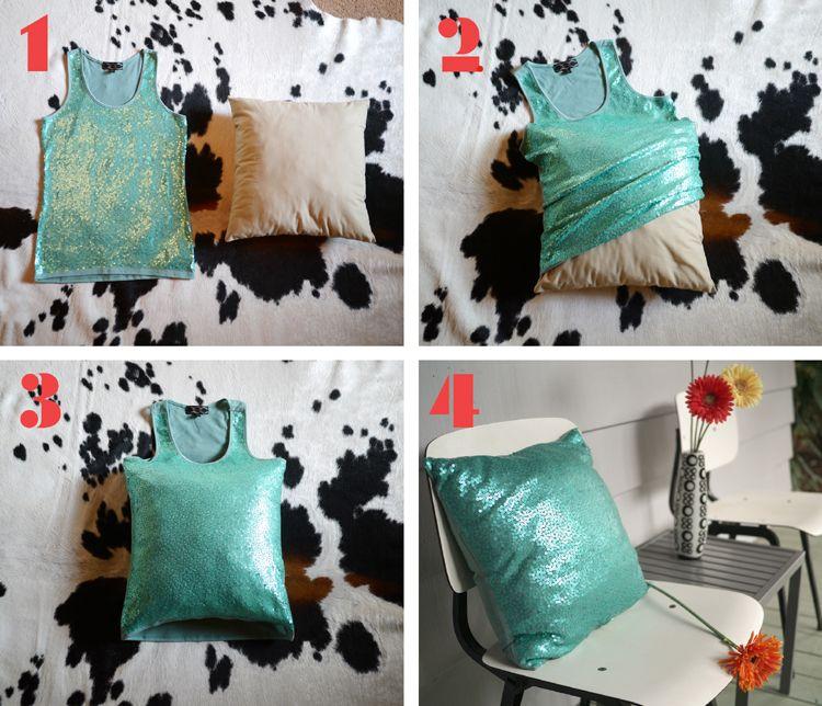 Diy Throw Pillow Tutorial: Diy pillow   diy   Pinterest,