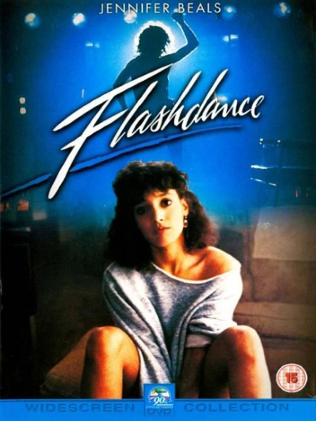 Image result for flashdance poster