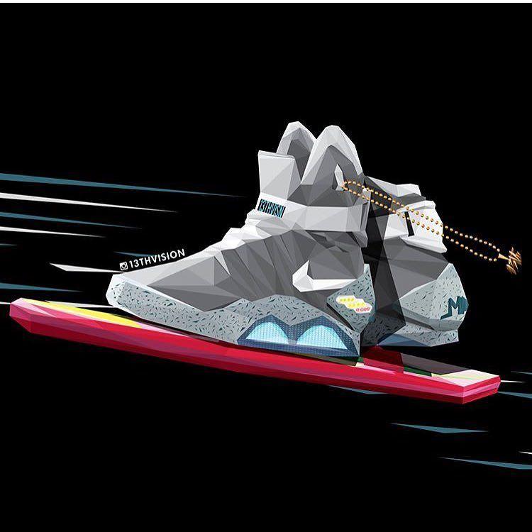 #sneakerart #artist @13thvision. Sneaker ArtNike ...