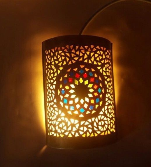 2 Wall Lamp Moroccan Wall Lights Decoration Applique Wall Mounted