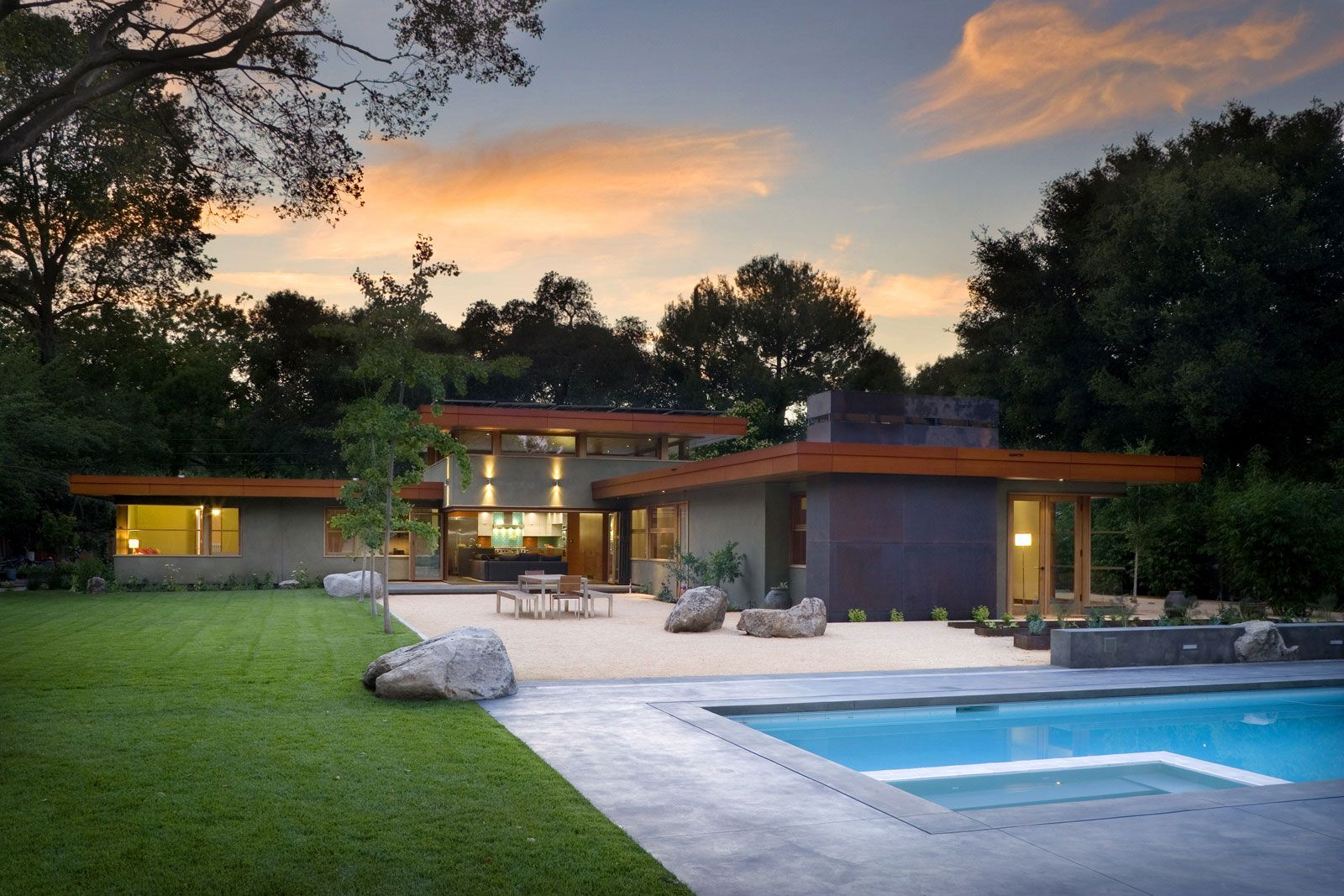 wheeler residence by william duff architects contemporary homes