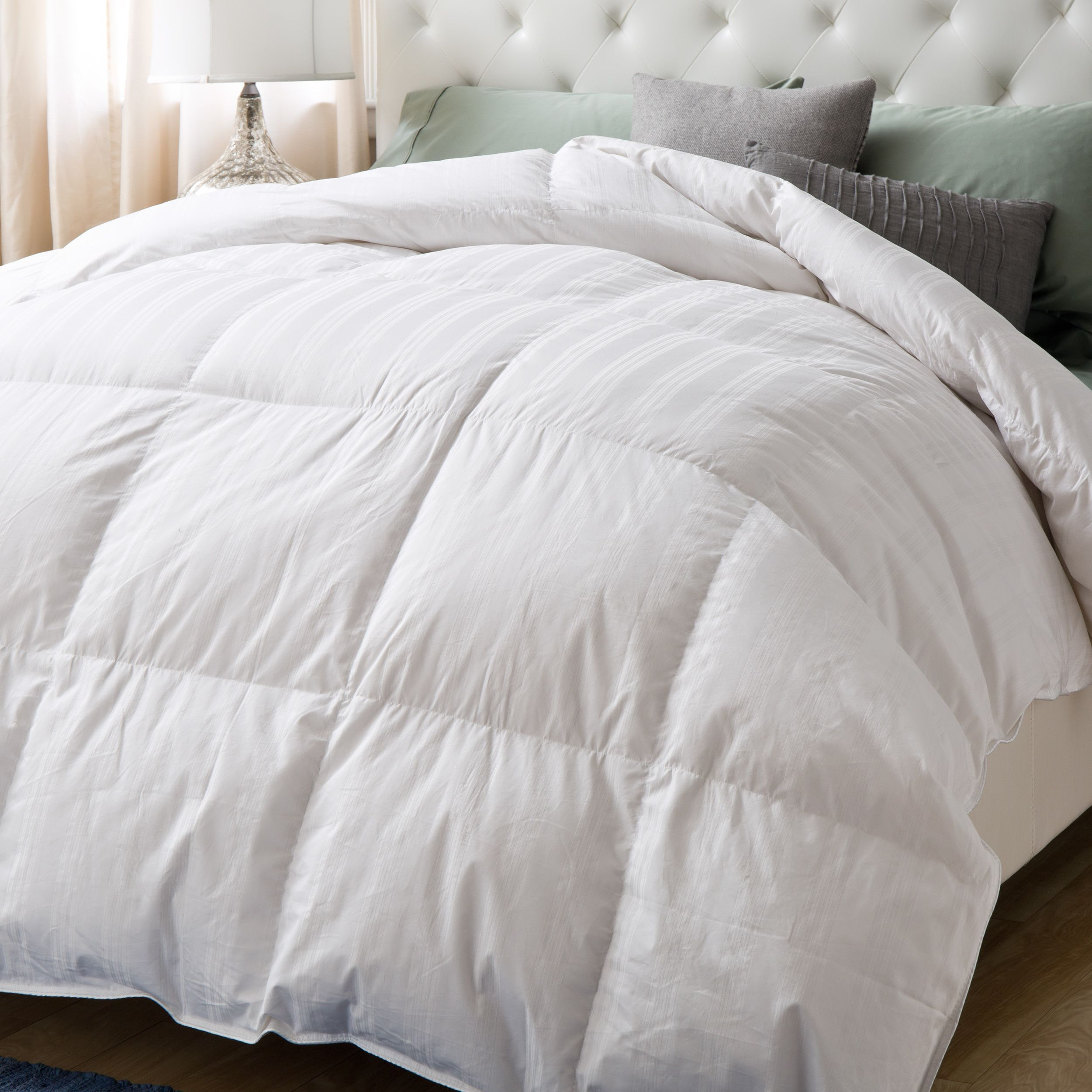 today bath cozyclouds down overstock goose bedding free white by product comforter shipping downlinens superior hungarian