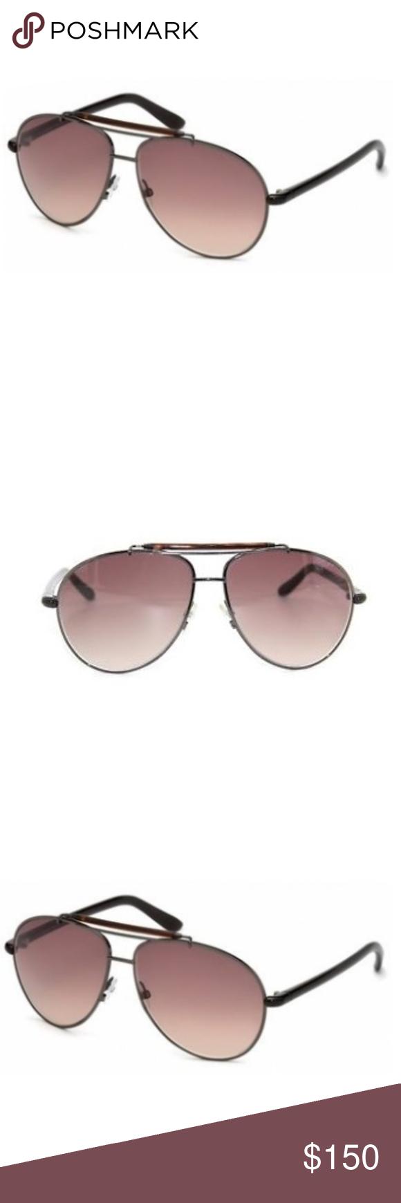 4f74bea648b13 Tom Ford Bradley TF244 08F Silver Black Sunglasses Tom Ford Bradley TF 244  08F Silver Black