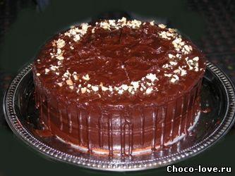 Испечь шоколадный торт с фото