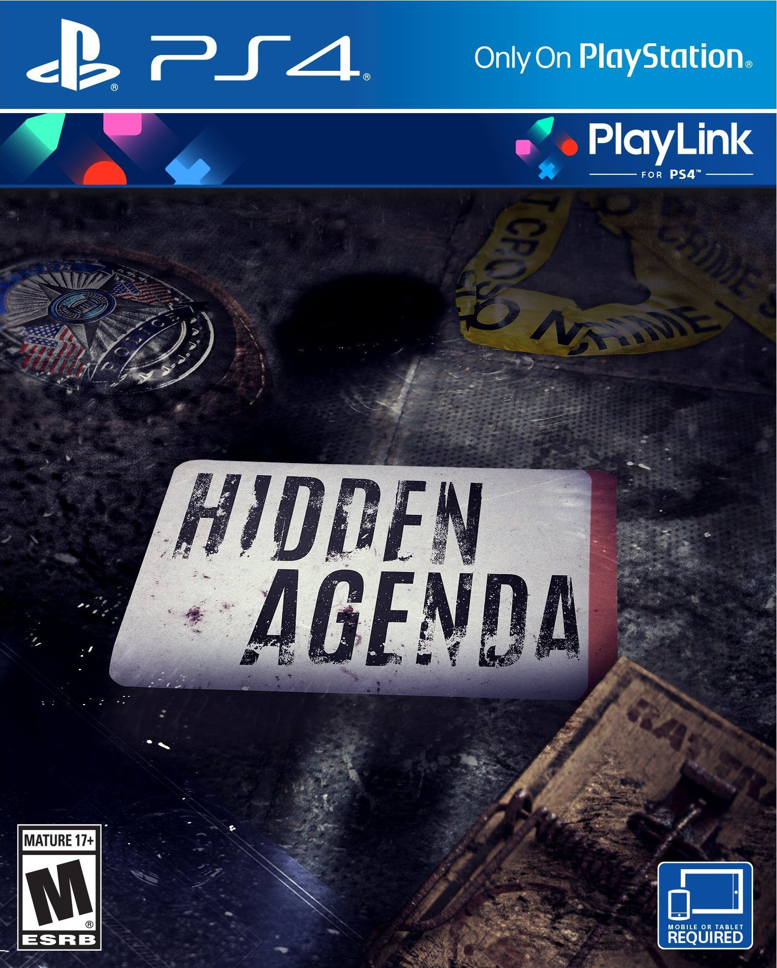 Hidden Agenda Ps4 Sony With Images Ps4