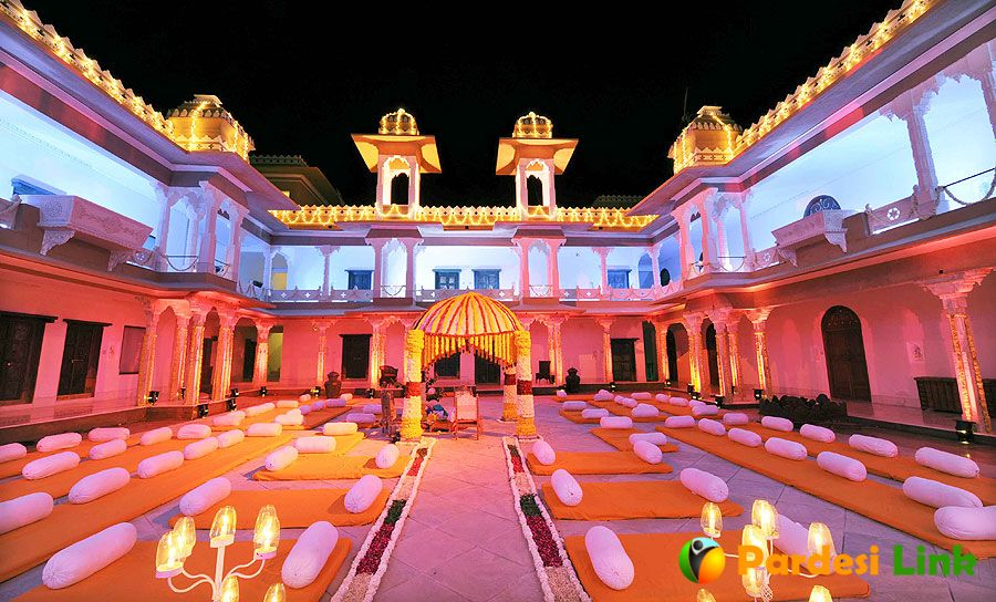 Know 5 Amazing Wedding Destination In India!!!  Getting married is one of the most important things in ones life and everyone wants their wedding to be grand & unique that is remembered by everyone. And because of the crowded and hectic lifestyles destination weddings are trending in, but it is important to choose the right destination within your budget. In India you can find different destinations for wedding according to your culture and community and preferences; it can be on mountains…