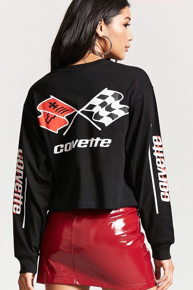 363e22896836 Corvette Graphic Tee