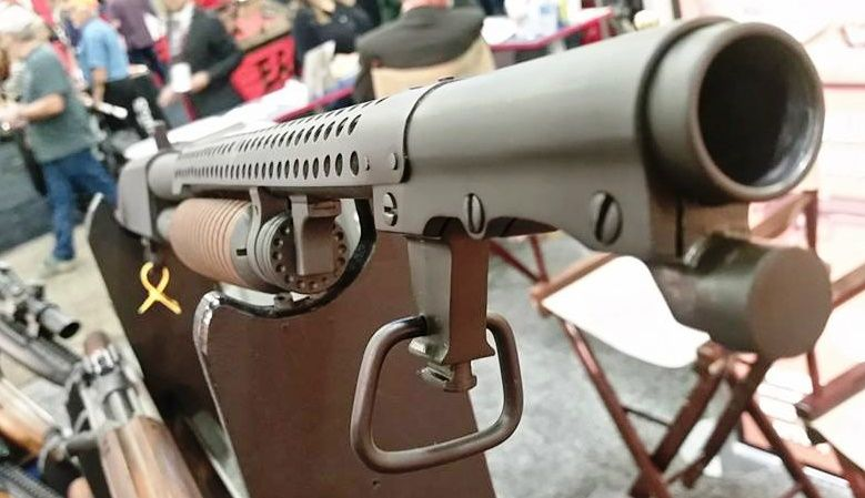 Ithaca Model 37 'trench gun' makes a comeback