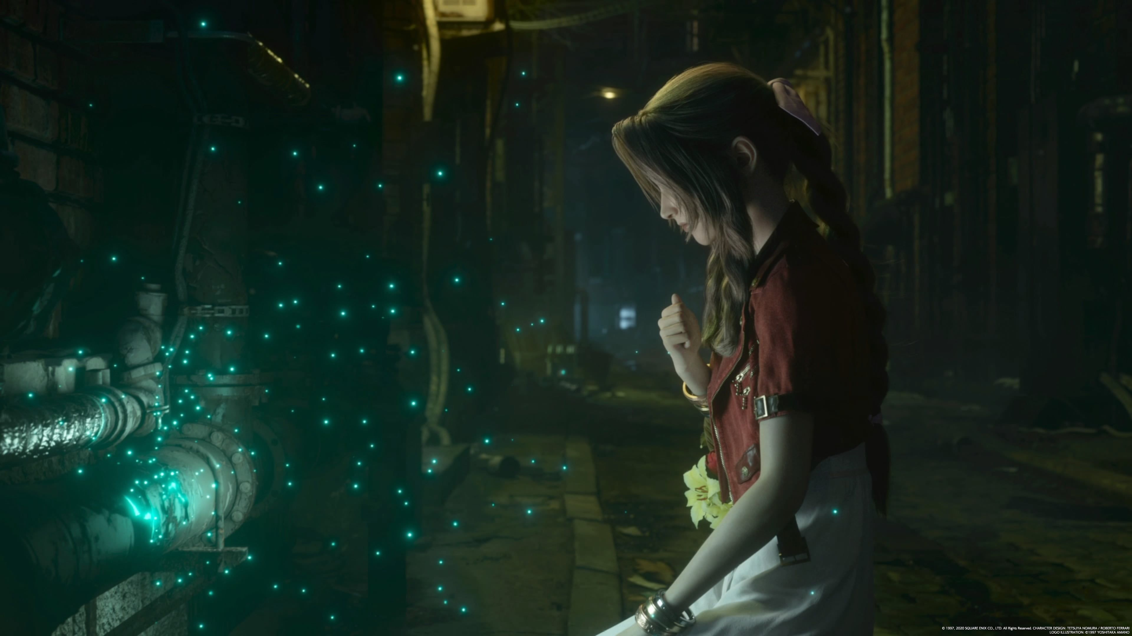 Final Fantasy Vii Aerith Gainsborough 4k Wallpaper Hdwallpaper Desktop In 2020 Final Fantasy Vii Final Fantasy Final Fantasy Characters