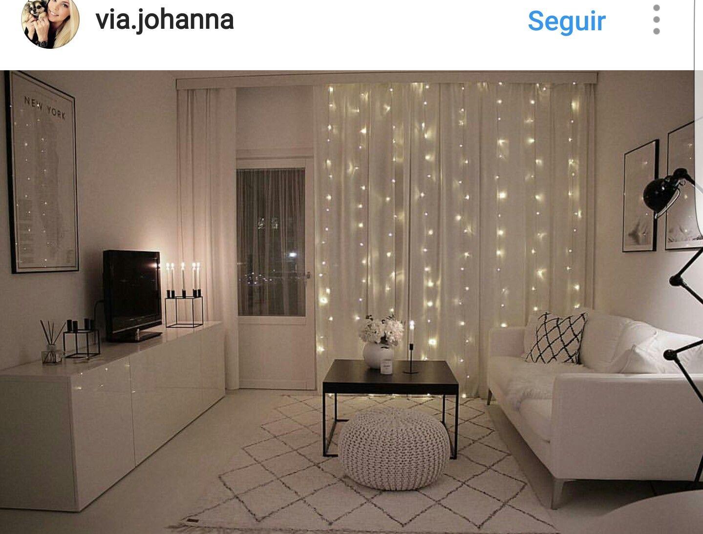 White home decoration ideas pinterest decoraci n for Mobilia instagram