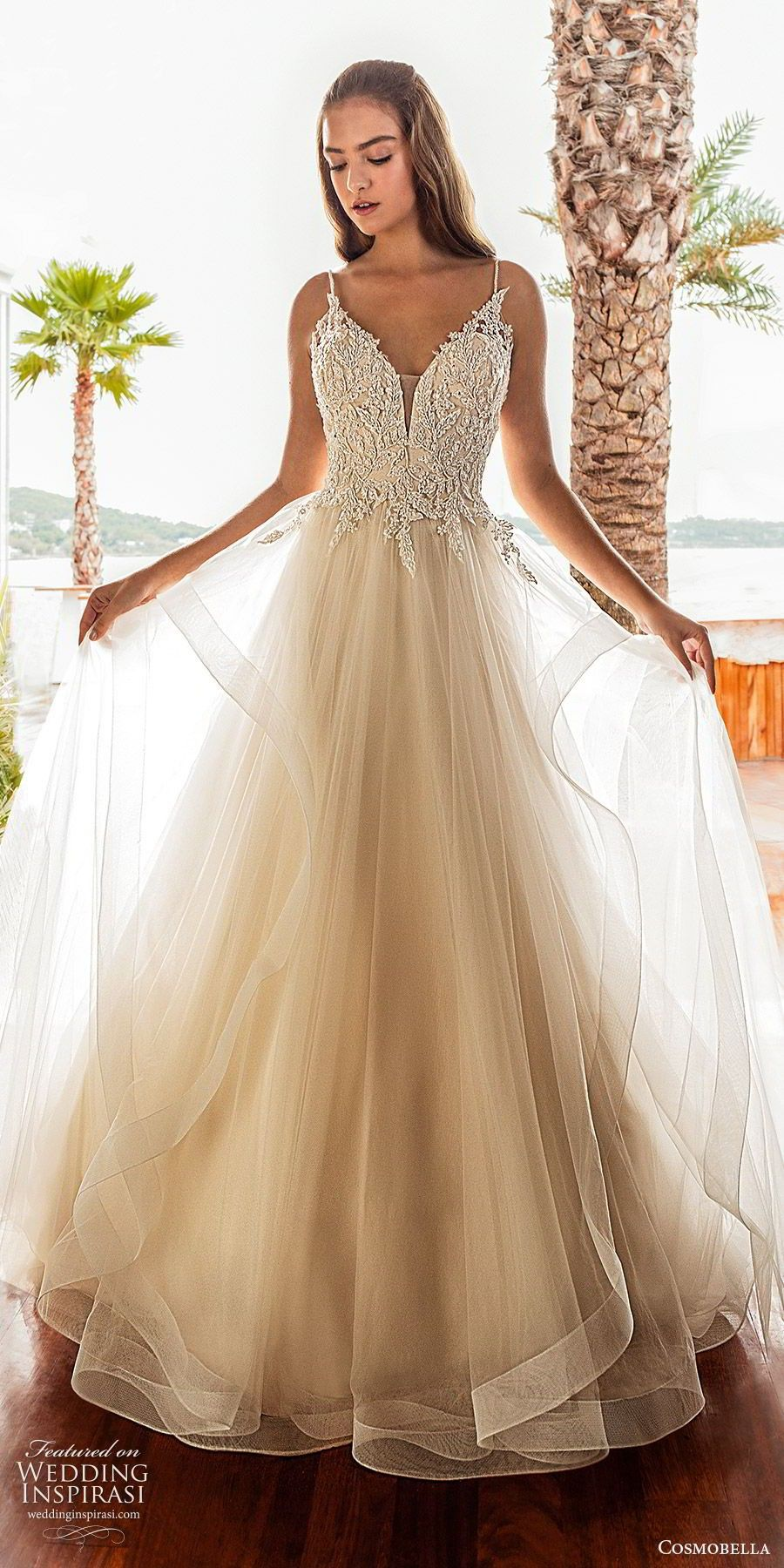 Photo of Cosmobella 2020 wedding dresses
