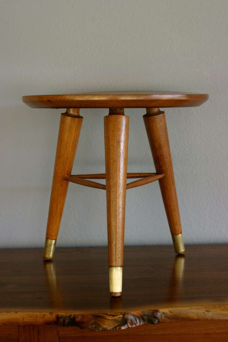 Fabulous Tripod Stool By Drexel I Want I Want Want Stool Alphanode Cool Chair Designs And Ideas Alphanodeonline
