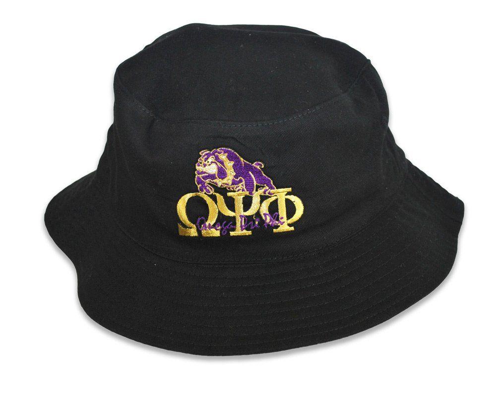 Amazon.com  Omega Psi Phi Bucket Hat  Everything Else  e7c9ae84f30