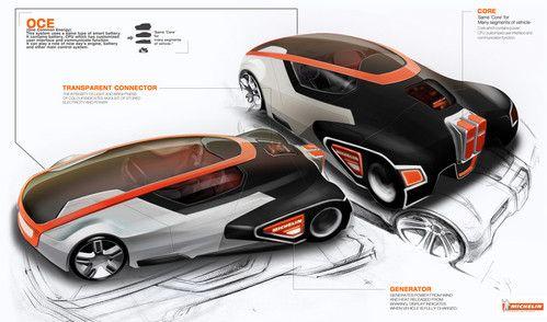 Electric Car Futurisitc Car Future Car Future Auto Future