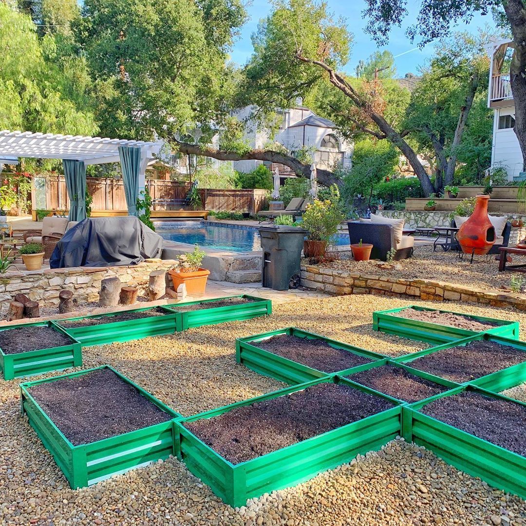 How To Prep Raised Garden Bed Soil With Layering: . Wood