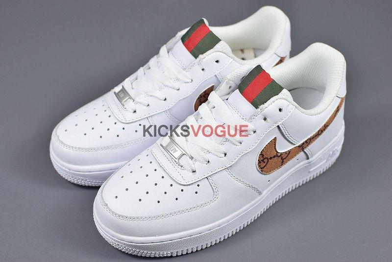 Custom Nike Air Force 1 Gucci | Nike