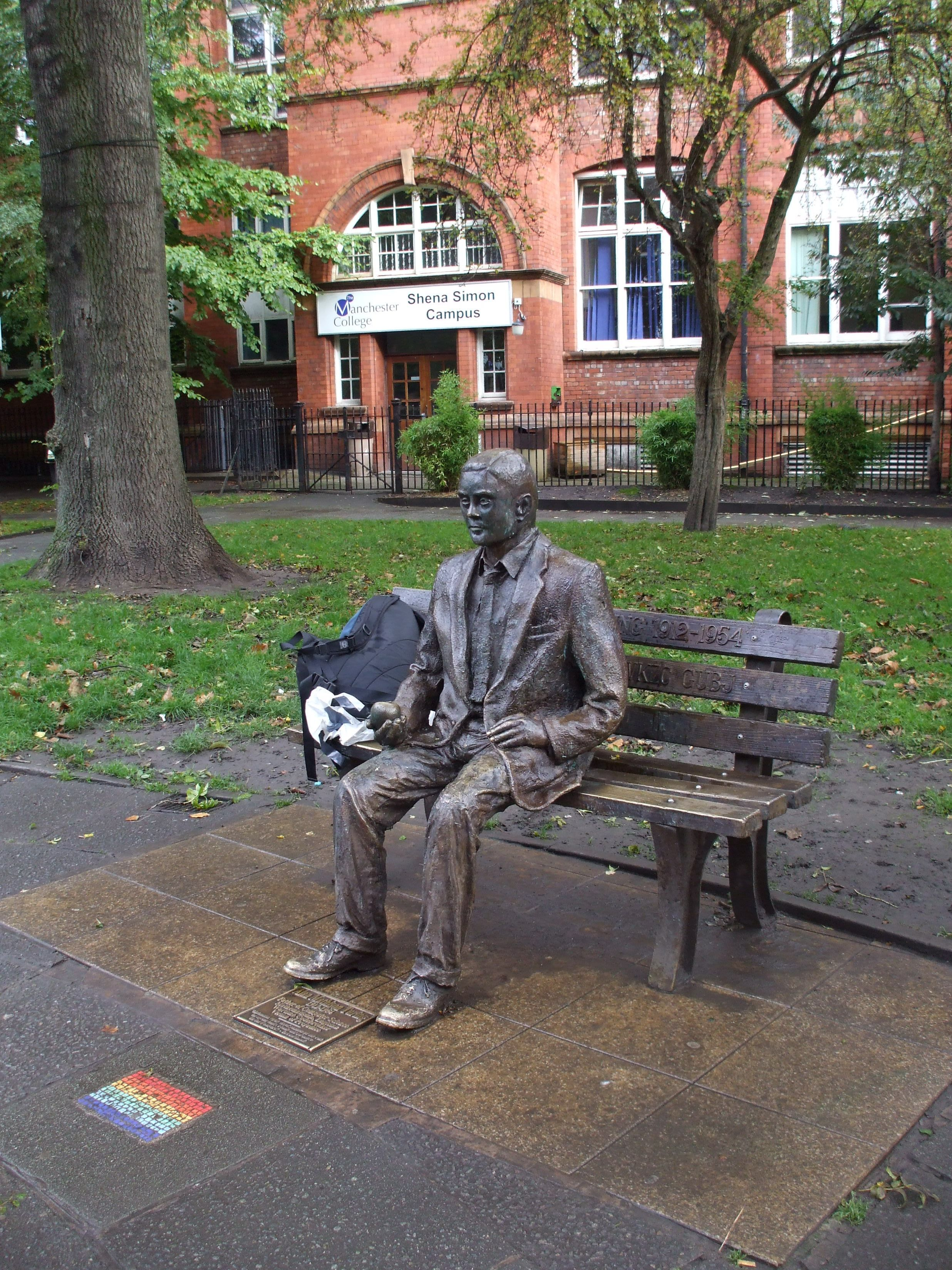 Alan Turing House Wilmslow Google Search Alan Turing