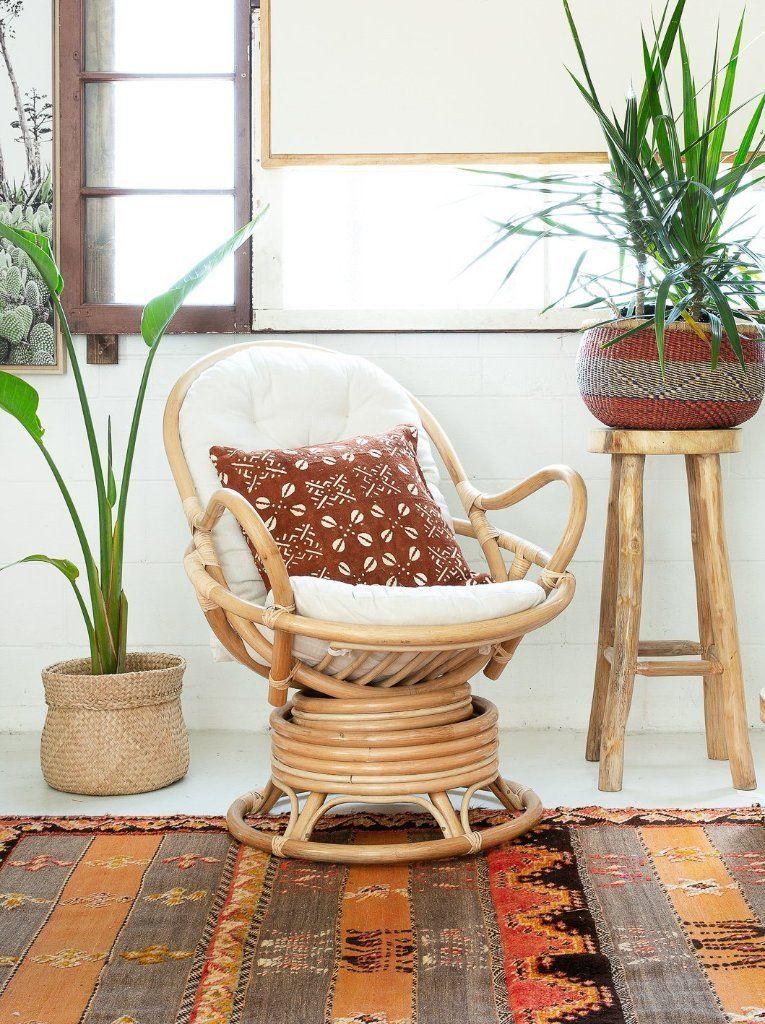 Swell Rattan Swivel Chair Nursery In 2019 Rattan Chair