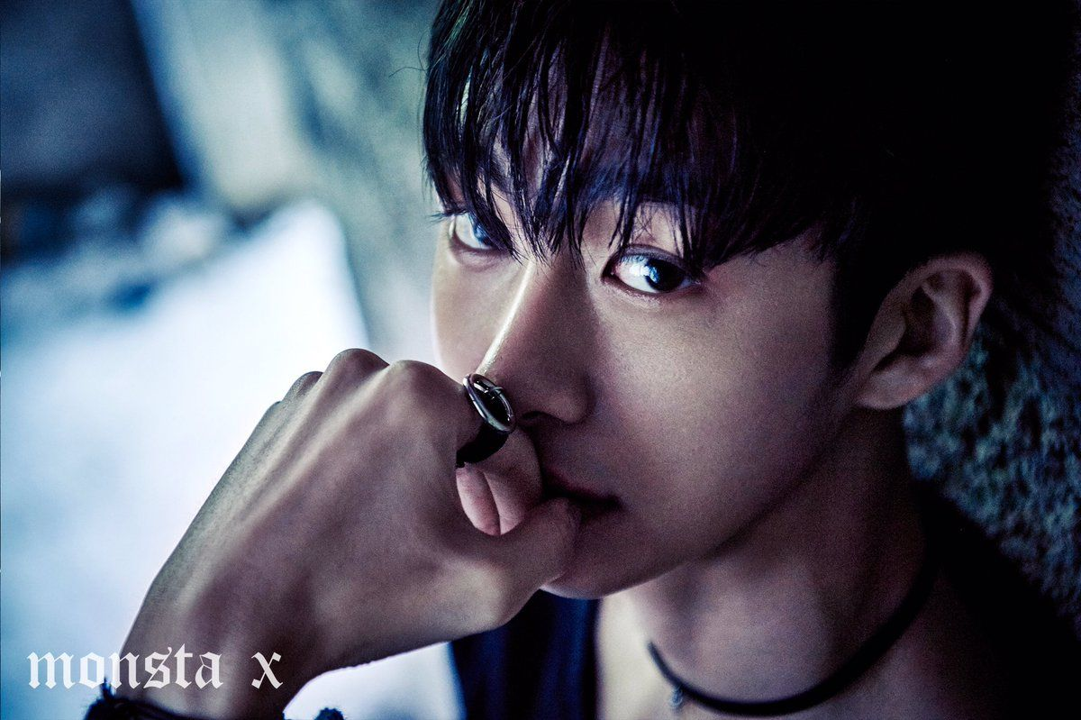 Monsta X Hyungwon Stuck Teaser Photo