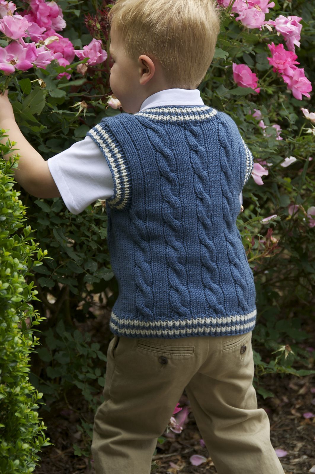 231b21422 Ravelry  Keene Toddler Vest by Marilyn Losee  toddlerVestsoutfit ...