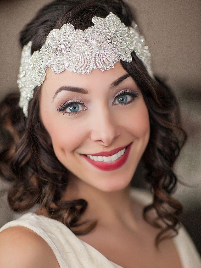 31 stunning wedding hairstyles for short hair   wedding